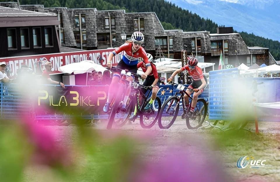Lauren Molengraaf Nederlands Kampioen